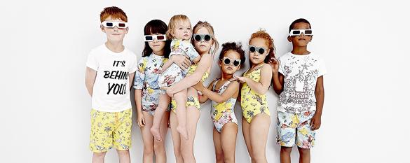 Costume de baie copii